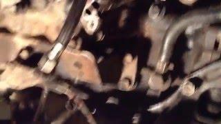 ремонт тойота таун эйс 1992 года выпуска.88 лс турбодизель 2 литра (28) подчасть