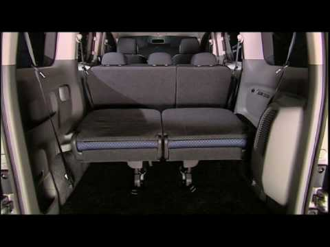 new nissan nv200 2009 interior youtube. Black Bedroom Furniture Sets. Home Design Ideas