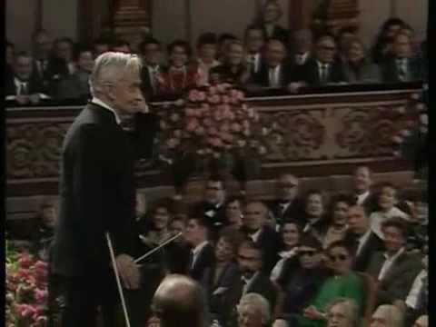 Vienna New Year's Concerto 1987 - Karajan - Part 11/11