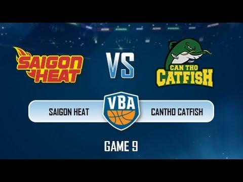 GAME 8 : Saigon Heat vs Cantho Catfish (20.08)