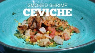 Smoked Shrimp Ceviche | Green Mountain Pellet Grills