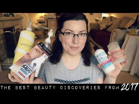 The Best Beauty Discoveries from 2017 | Down to Earth Beauty | Fun | WavyKate