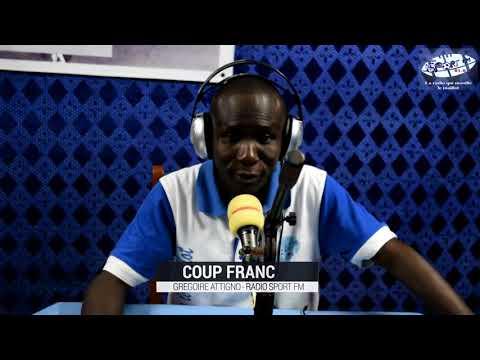 SPORTFM TV - COUP FRANC DU 03 MAI 2018 PRESENTE PAR GREGOIRE ATTIGNO