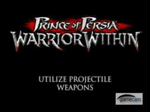 Prince Of Persia Free-Form Fighting System - YouTube