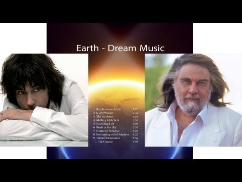 BEST Electronic Synthesizer - Vangelis & Jean Michel Jarre like music - FULL ALBUM -  2018
