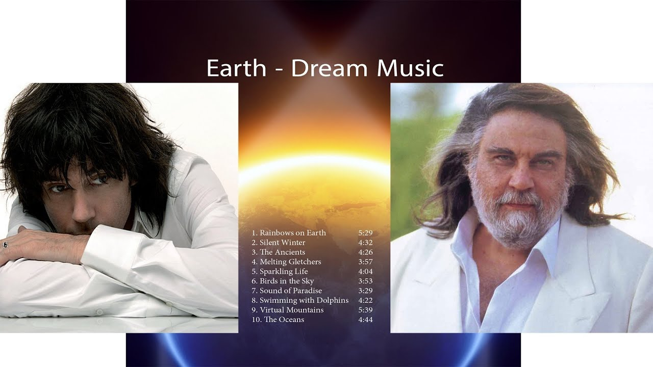 Best Electronic Synthesizer Music Earth 2020 Inspired By Vangelis Jean Michel Jarre Full Album Youtube
