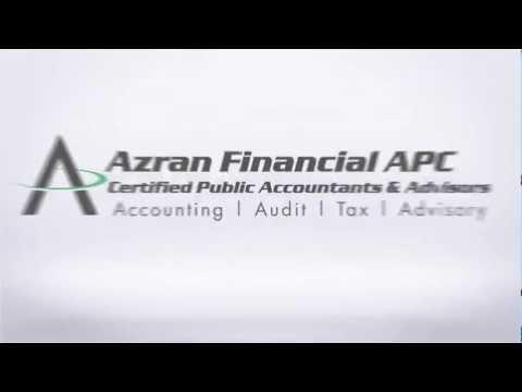 Azran Financial APC - Certified Public Accountants & Advisors - Accounting | Audit | Tax | Advisory