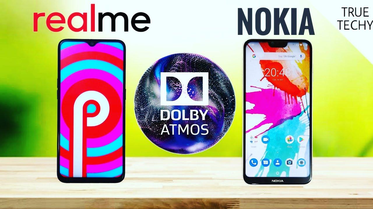 RealMe 2 Pro,Nokia 6 1 Plus,Nokia 5 1 Plus Dolby Atmos Install,Without  Root, Dolby Atmos Review