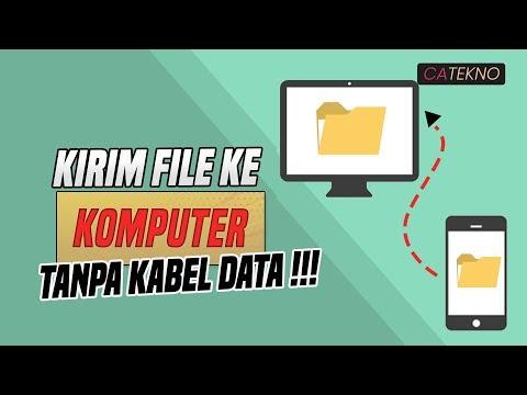 Cara Memindahkan Foto atau Video dari Hp ke Komputer/Laptop.
