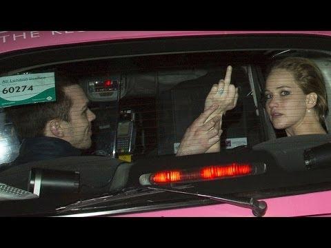 Jennifer Lawrence Engaged & PISSED?!