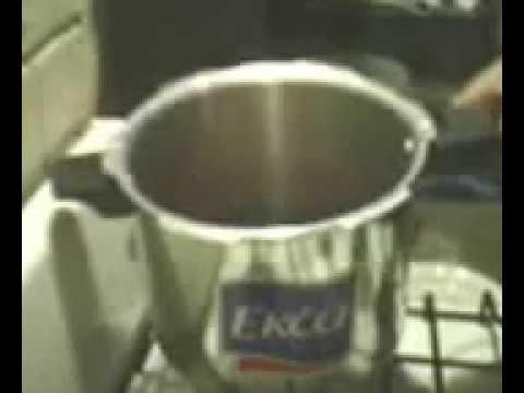 Frijoles cocinado en olla de presion doovi - Como cocer garbanzos en olla express ...