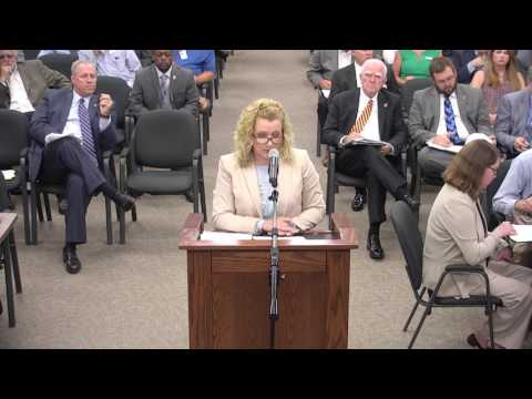 ODOT Commission Meeting- June 5, 2017