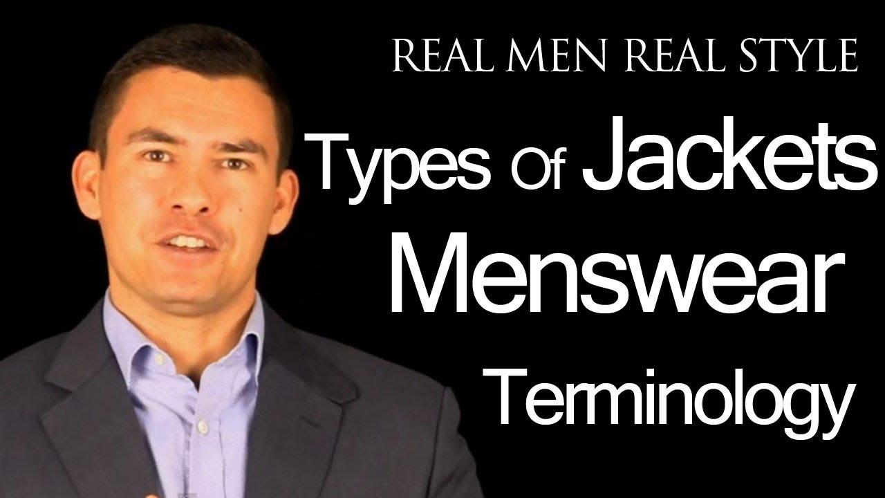 Odd Jackets - Sport Coats - Blazers - Men's Suit Jacket - Menswear Clothing  Terminology - YouTube
