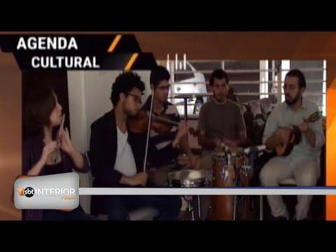 Agenda Cultura: confira as atrações do fim de semana