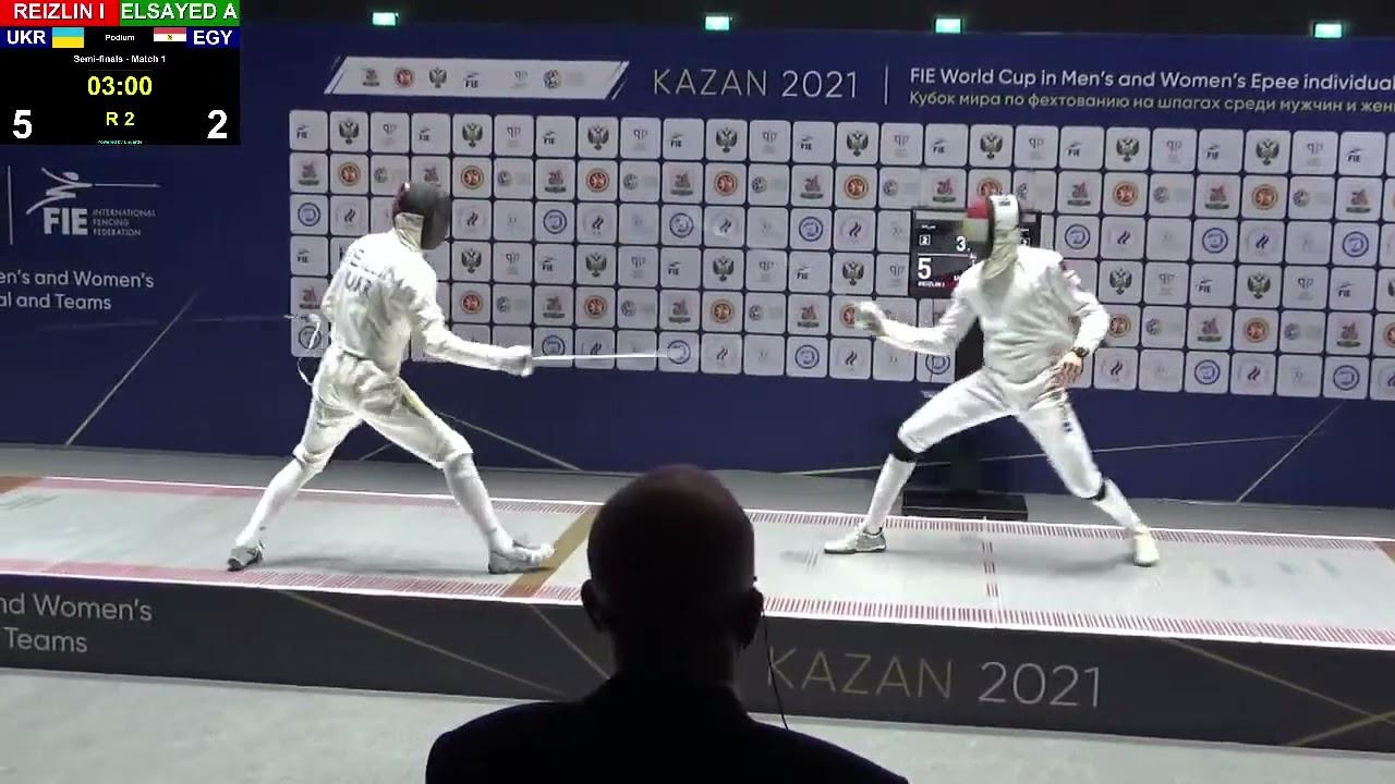 Download Kazan 2021 SME - L4 - Reizlin UKR v Elsayed EGY