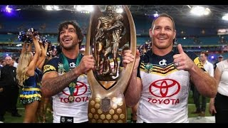 NRL 2015 - A Finals to Remember