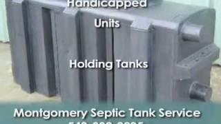 Montgomery Septic Tank Service ,    Christiansburg, Va