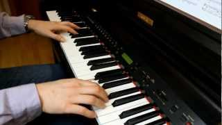 Elton John - Song for Guy - Piano Solo - HD