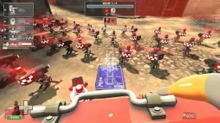 ♛ Team Fortress 2 - Mann Vs Machine - Infinite Sentry Perk