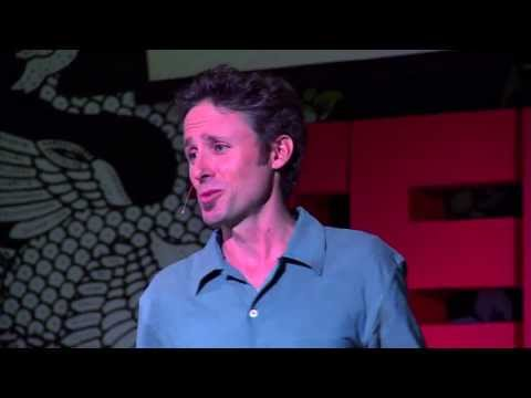 Filmmaking as a family affair: Peter Wall at TEDxUbud