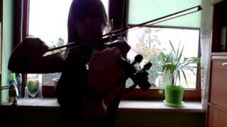 Apocalyptica - Quutamo( violin cover)