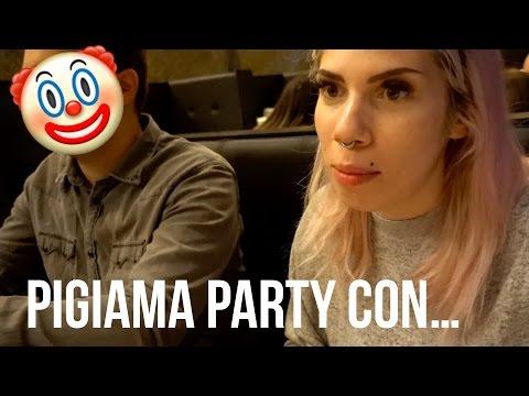 PIGIAMA PARTY CON... •PT.1 | Weekly-Vlog #30