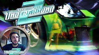 Вечерний стрим - NFS Underground 2 выпуск 3