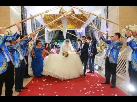 Как проходит свадьба в узбекистане
