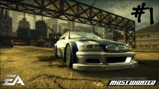 Need for Speed - Most Wanted (2005) - прохождение #1