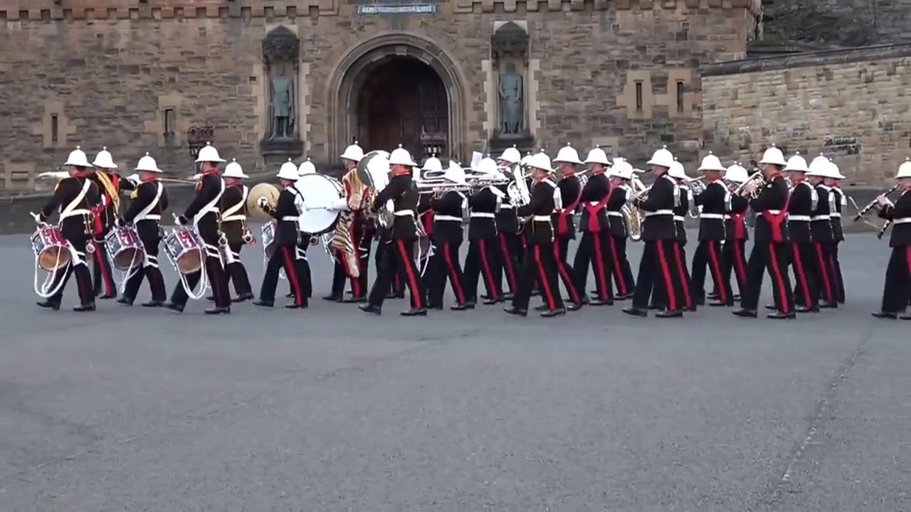 battle of arras commemoration, edinburgh castle 2017 - youtube