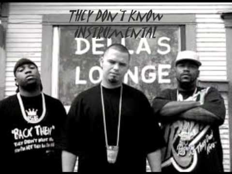Paul Wall They Don't Know Instrumental (Original Version)