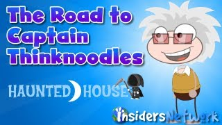 "Poptropica: Road to ""Captain Thinknoodles"" Haunted House Halloween Episode"