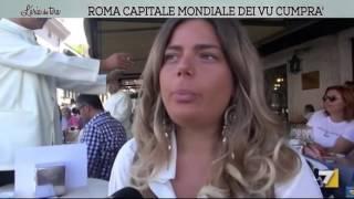 Roma capitale mondiale dei vu cumprà