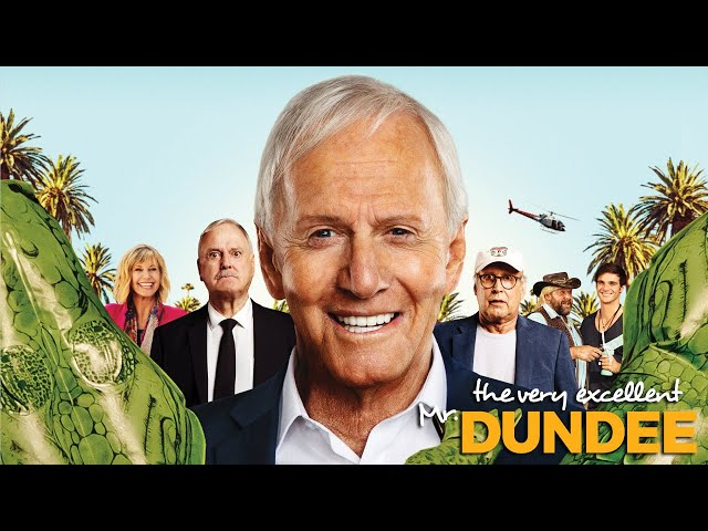 First Trailer Lands For Crocodile Dundee Comeback Comedy The Very Excellent Mr Dundee
