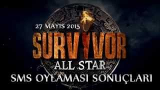 Survivor SMS Sıralaması Sonuçları izle 27 Mayıs 2015 Survivor kim elendi