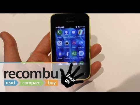 Nokia Asha 230 hands-on review (MWC 2014)
