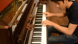 Luis Fonsi And Demi Lovato chame La Culpa Virtuosic Piano Solo Rahul Suntah.mp3