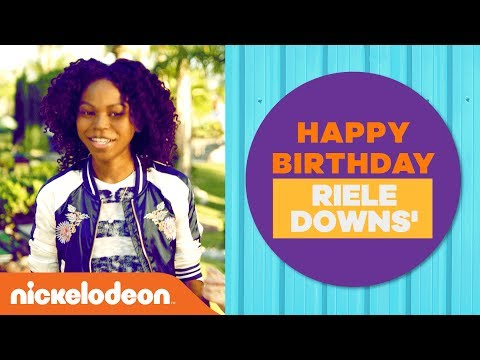 'Happy Birthday, Riele Downs!' 🎂  Official Tribute Music Video   Henry Danger   Nick