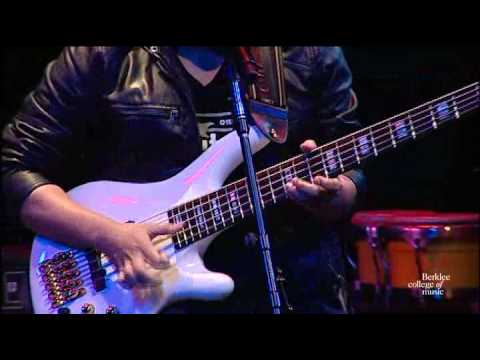 JAHZL Fusion Band - Purple Bird (cover) Berklee college of Music Bass department Student concert