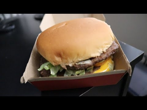 McDonald's Big Mac DEVOURED & REVIEWED + Channel Introduction