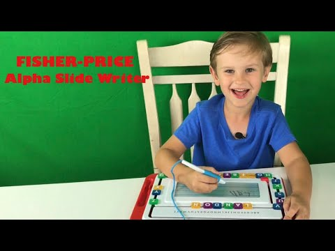 Learn To Write With Fisher-Price