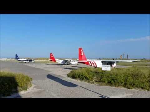 Britten-Norman BN-2 Islander | Helgoland - Cuxhaven