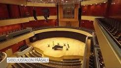 Lahden Sibeliustalo: yksi maailman parhaista saleista