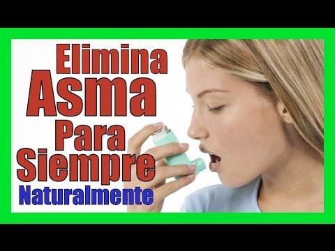 COMO CURAR EL ASMA PARA SIEMPRE Bronquitis o Crisis Asmatica Remedios Caseros