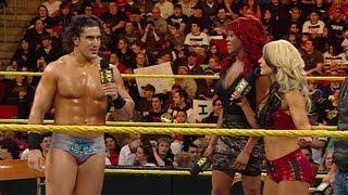 WWE NXT: Derrick Bateman is the subject of an intervention