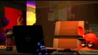 Фокси смотрит фнаф 2 прикол ( анимация)