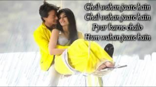 Chal Wahan Jaate Hain Full VIDEO Song - Arijit Singh | Tiger Shroff, Kriti Sanon