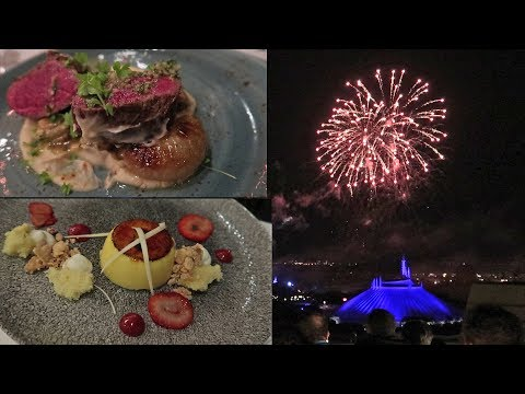 Disney's California Grill In The Contemporary Resort | Food Review, Seating & Fireworks View