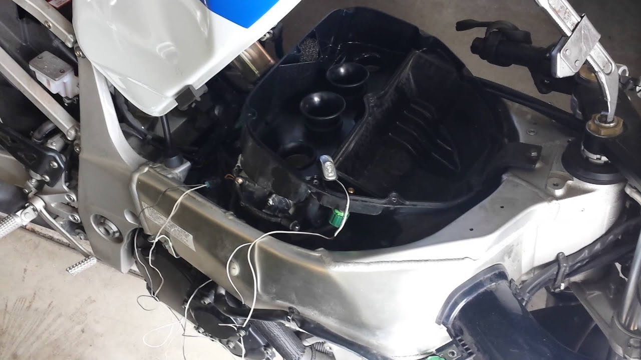 01 Gixxer Gsxr600 Fuel Injector Wires Power Flow Diagnosis