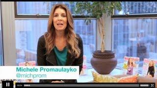 Women's Health Magazine's Michele Promaulayko (@MichProm) joins #SocialFitness jury!